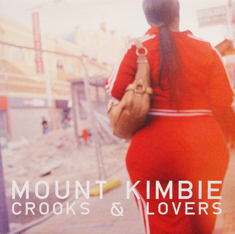 Mount Kimbie - Crooks & Lovers 2LP