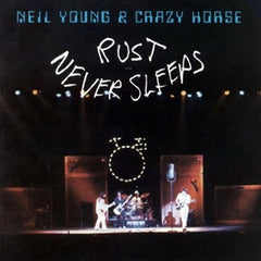 Neil Young & Crazy Horse - Rust In Peace LP