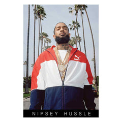 Nipsey Hussle Poster