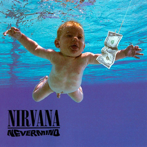 Nirvana - Nevermind LP (180g)