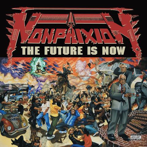 Non Phixion - The Future Is Now 2LP