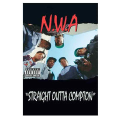 N.W.A. Compton Poster