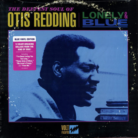 Otis Redding - Lonely & Blue : The Deepest Soul Of Otis Redding (180g)