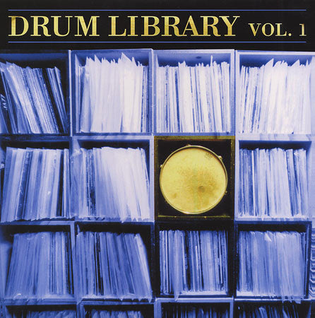 Paul Nice - Drum Library Vol 1