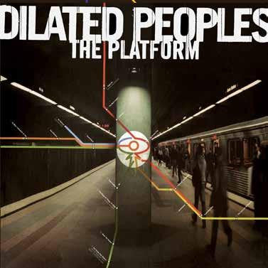 Dilated Peoples - The Platform 2LP