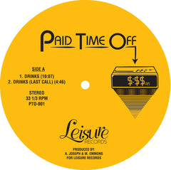 Paid Time Off - Drinks & Casual Friday EP