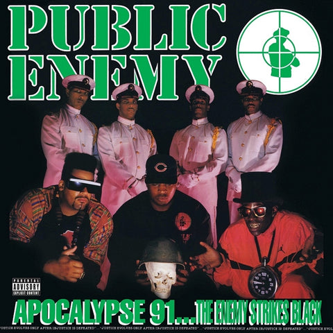 Public Enemy - Apocalypse 91.. The Enemy Strikes Back 2LP (Colored Vinyl)