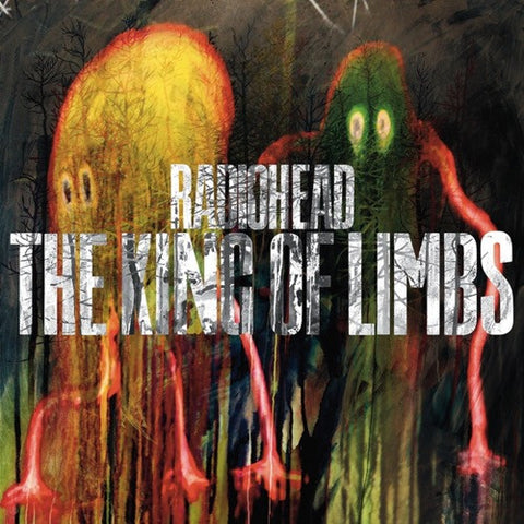 Radiohead - The King Of Limbs LP + Download