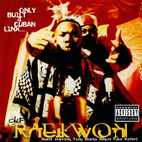 Raekwon - Only Built 4 Cuban Linx 2lp (Purple Vinyl)