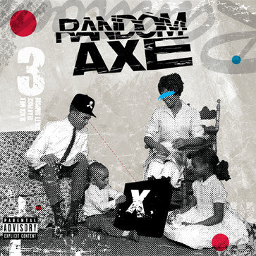 Random Axe - Random Axe 2LP + Digital Download Card