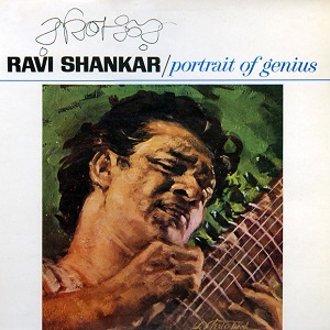 Ravi Shankar - Portrait Of A Genius LP