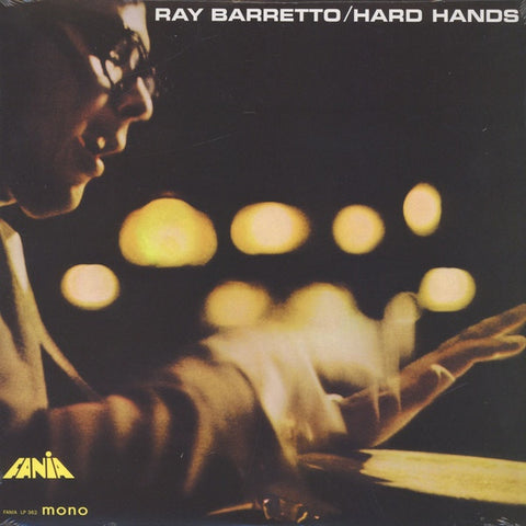 Ray Barretto - Hard Hands LP