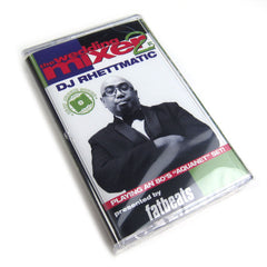 DJ Rhettmatic - The Wedding Mixer 2.5 Cassette