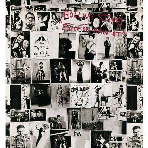 Rolling Stones - Exile On Main Street 2LP (180g)