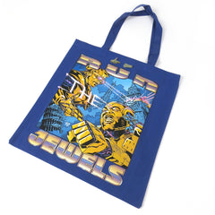 Run The Jewels - Record Tote Bag + Pins Set
