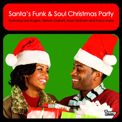 Santa's Funk & Soul Christmas Party 2LP