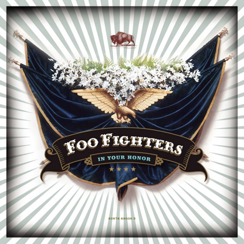 Foo Fighters - In Your Honor 2LP (180g) + Download Card