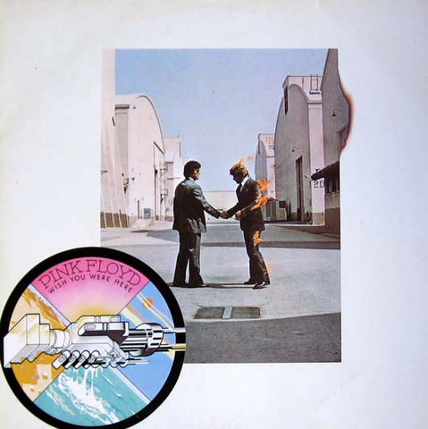Pink Floyd - Wish You Were Here LP (180g)