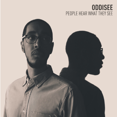 Oddisee - People Hear What They See 2LP