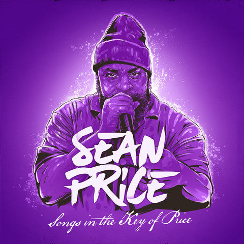 Sean Price - Songs In The Key Of Price 2LP (Purple Splatter Vinyl)