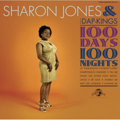 Sharon Jones & The Dap Kings - 100 Days, 100 Nights LP