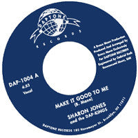 Sharon Jones - Make It Good To Me / Casella Walk