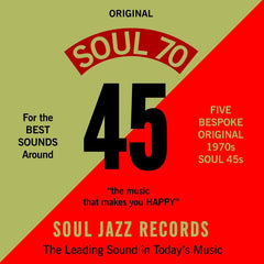 Soul Jazz Records - Soul 70 5x7-Inch Box