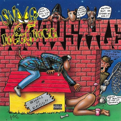 Snoop Doggy Dogg - Doggystyle 2LP