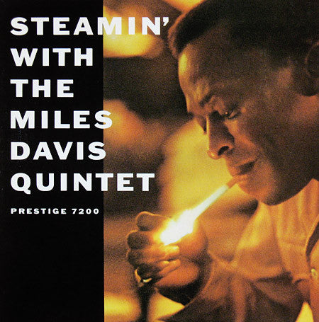 Steamin' With The Miles Davis Quintet LP