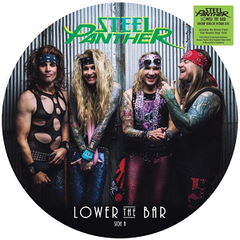 Steel Panther - Lower The Bar LP (Picture Disc)