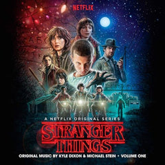 Kyle Dixon & Michael Stein - Stranger Things Soundtrack Volume 1 (Black Vinyl)