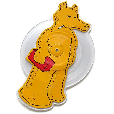 Quasimoto - Planned Attack 7 Inch Die Cut Picture Disc