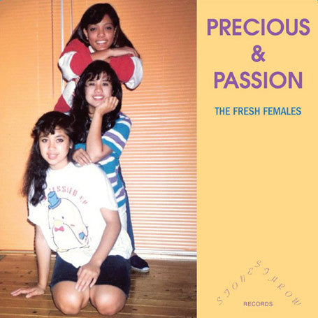 The Fresh Females - Precious & Passion