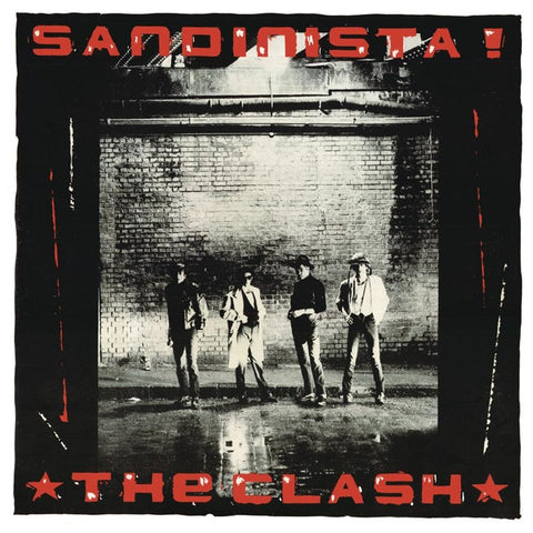 The Clash - Sandinista 3LP (180g) + Poster