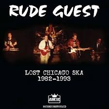 Rude Guest - Lost Chicago Ska 1982-1993 LP