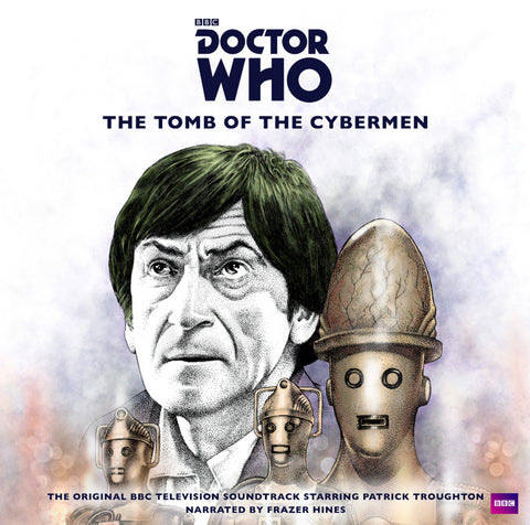 Dr Who - The Tomb Of The Cybermen 2LP