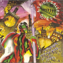 A Tribe Called Quest - Beats Rhymes and Life 2LP