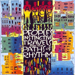 A Tribe Called Quest - Peoples Instinctive Travels and the Paths Of Rhythm 2LP