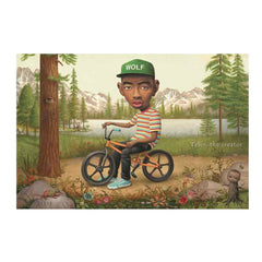 Tyler The Creator Wolf Poster