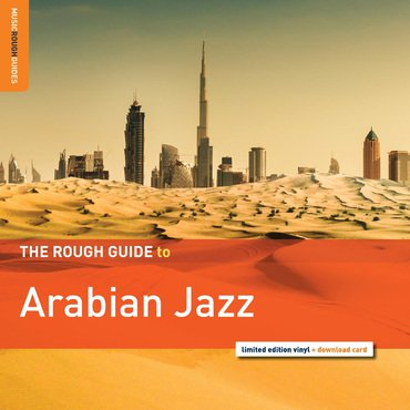 Rough Guide To Arabian Jazz LP