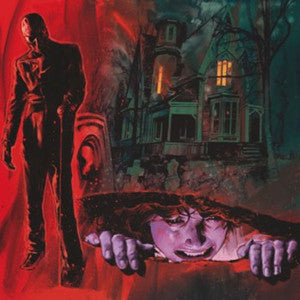 Walter Rizzati - The House By The Cemetery (Original Motion Picture Soundtrack) LP (Transparent Red Vinyl, limited to 1000)