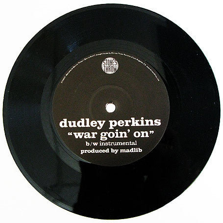 Dudley Perkins - War Goin' On