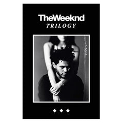 The Weeknd - Trilogy Poster