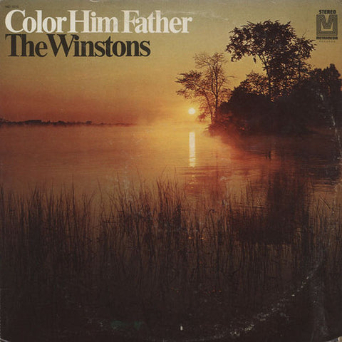 The Winstons - Color Him Father LP
