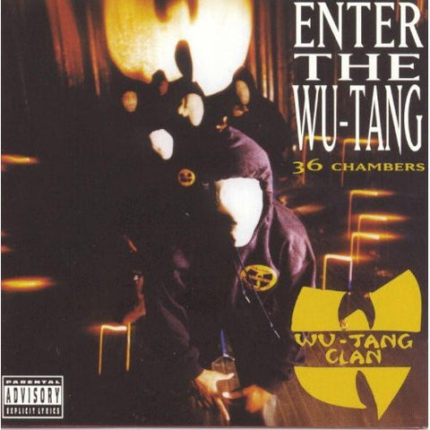 Wu-Tang Clan - Enter The 36 Chambers LP