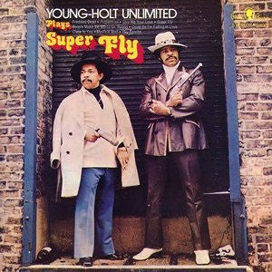 Young Holt Unlimited - Plays Superfly LP
