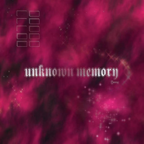 Yung Lean - Unknown Memory LP (Clear Vinyl) + Poster