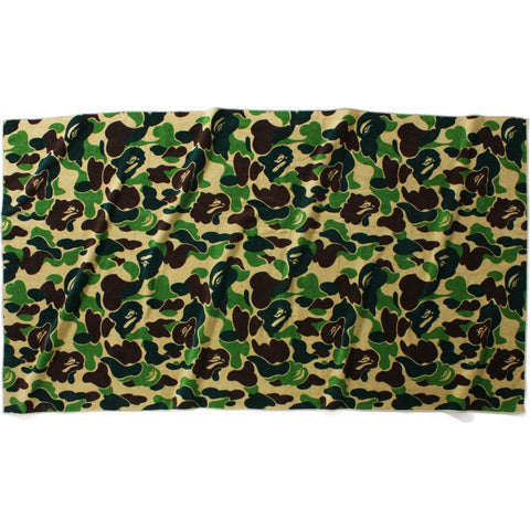 BAPE ABC Beach Towel (Green)