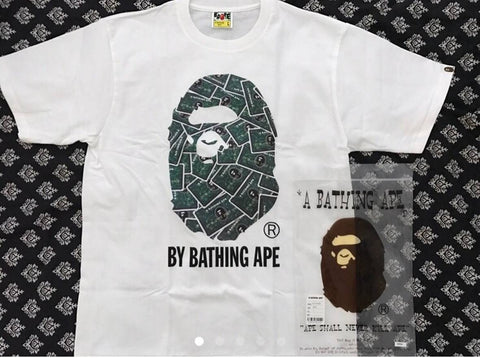 BAPE Credit Card VIP Tee (Japan release)
