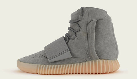adidas Yeezy Boost 750 - Light Grey